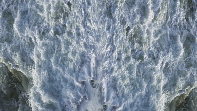 Ocean surf video