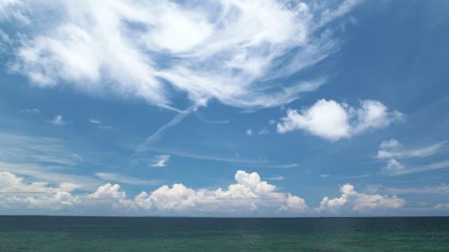 海の  - 水平線点の映像素材/bロール