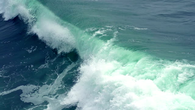 Ocean Wave Slow Motion video
