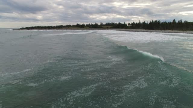 Ocean Waves: Following the Waves