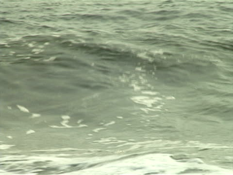 ocean waves - 描述 個影片檔及 b 捲影像