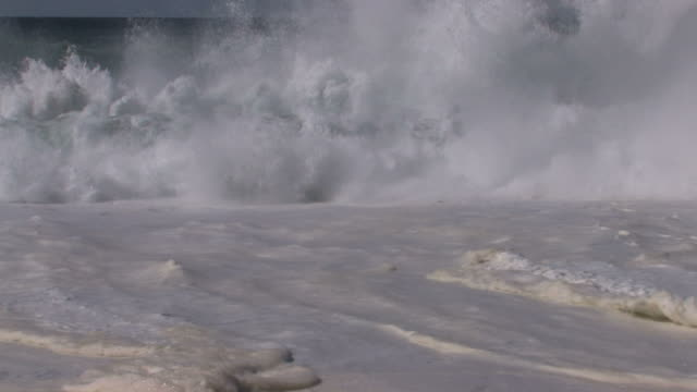 ocean wellen - sound wave stock-videos und b-roll-filmmaterial