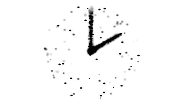 TRANSCENDENTAL CLOCK : 2 o'clock (WIPE) video