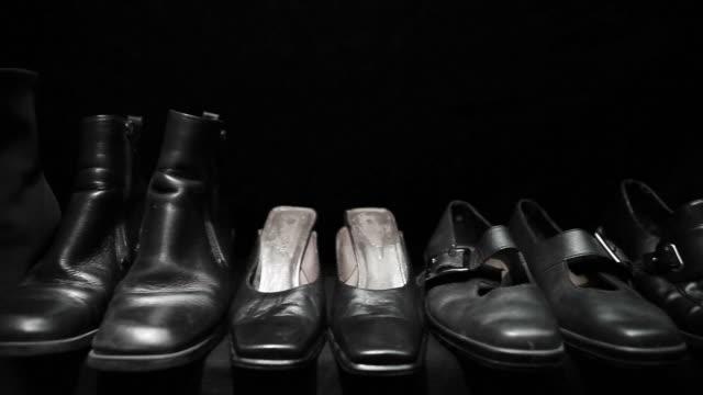 Odd, Purple boots     CL CO