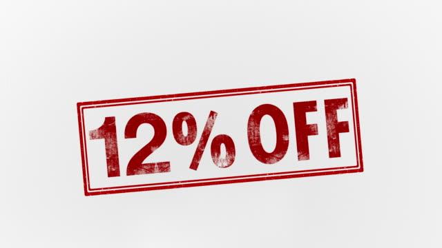 12% off