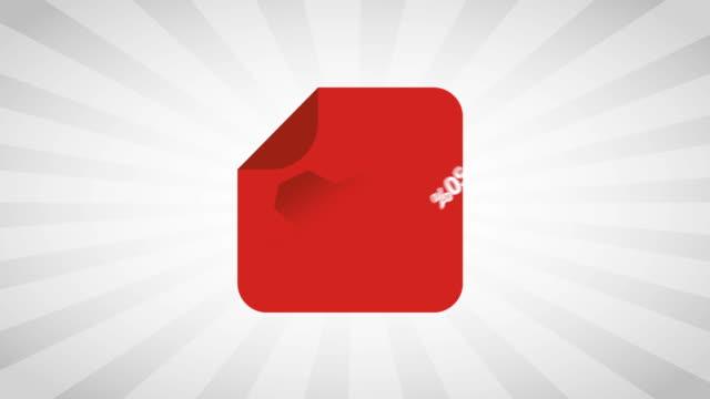 Ofrecen icono de diseño, vídeo de animación - vídeo