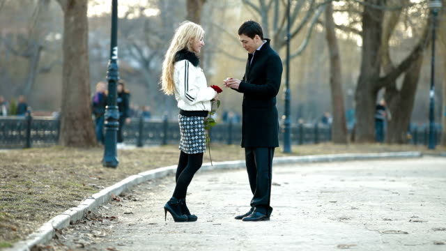 Offer Of Marriage video