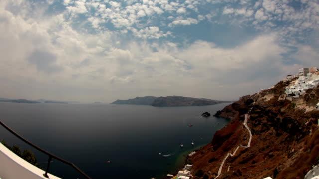 Oia Santorini Greece video