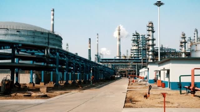 石油ガス業 - 石炭点の映像素材/bロール