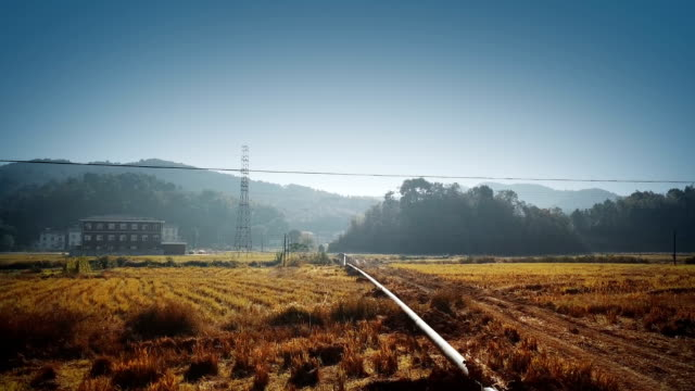 stockvideo's en b-roll-footage met olie en gas pipeline - chemische fabriek