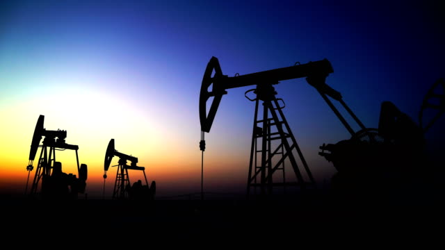 Oil Field Oil Field oil and gas stock videos & royalty-free footage