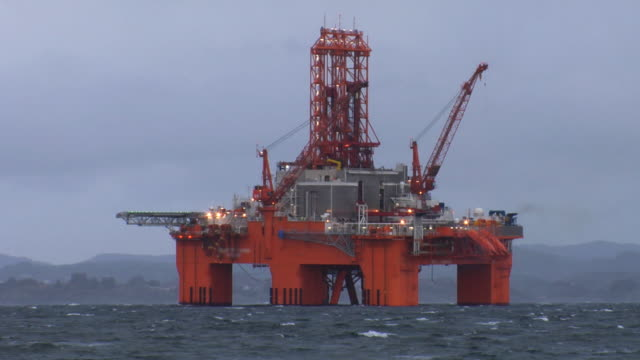 Best Oil Rig Stock Videos and Royalty-Free Footage - iStock