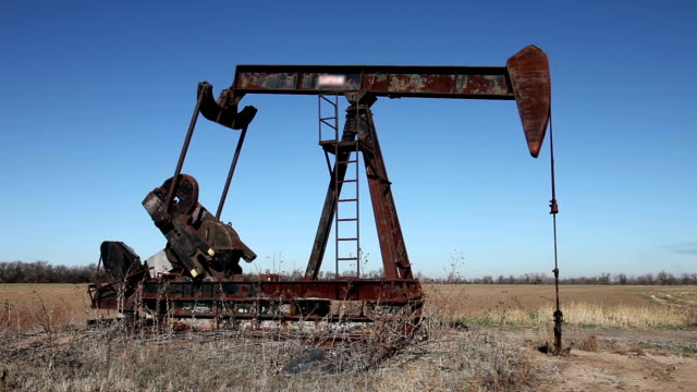 Oil Well Pump Jack video