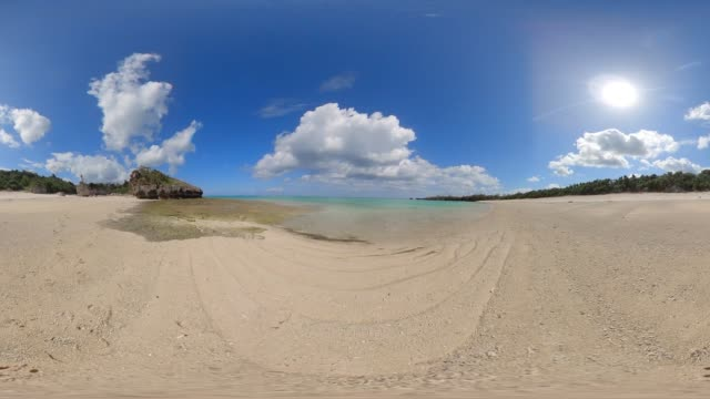 Okinawa's Coral Reef Beach video