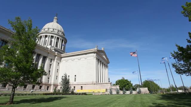 Oklahoma Capitol Building video