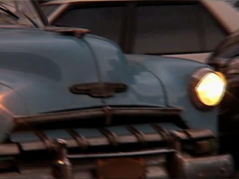 Old car in Havanna Cuba.