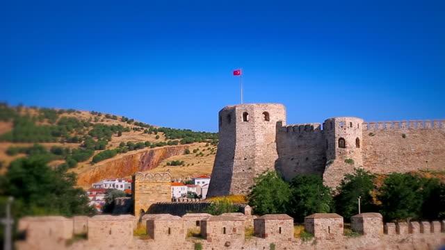 Old Castle Old Castle - 1080HD çanakkale province stock videos & royalty-free footage