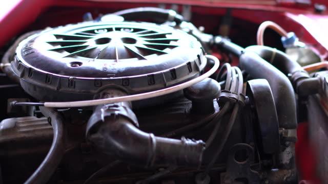 Old Chevrolet Engine