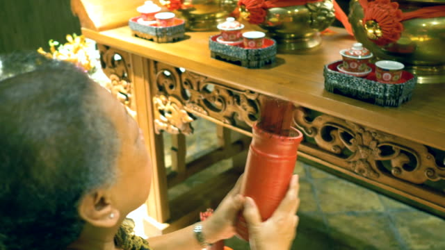 Old Chinese Culture : Fortune Telling