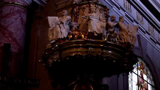 Old Church Pulpit video