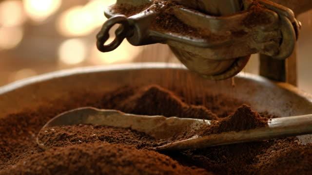 Old Coffee Grinder video
