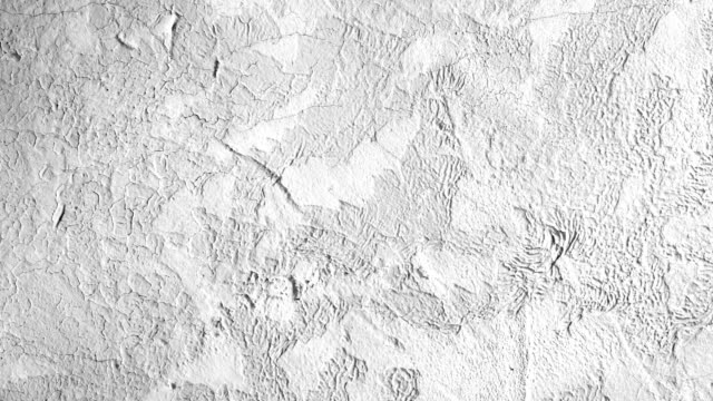 old cracked wall background rotates. place for your text. copy space title 4k. - бетон стоковые видео и кадры b-roll