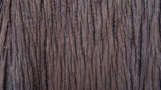 Old Cracked Wood Background Sliding Shot