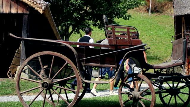 hd stock: old farm countryside - roof farm bildbanksvideor och videomaterial från bakom kulisserna