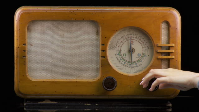 HD: Old Fashion Radio video
