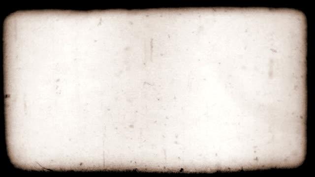 old film canvas - kanvas bildbanksvideor och videomaterial från bakom kulisserna