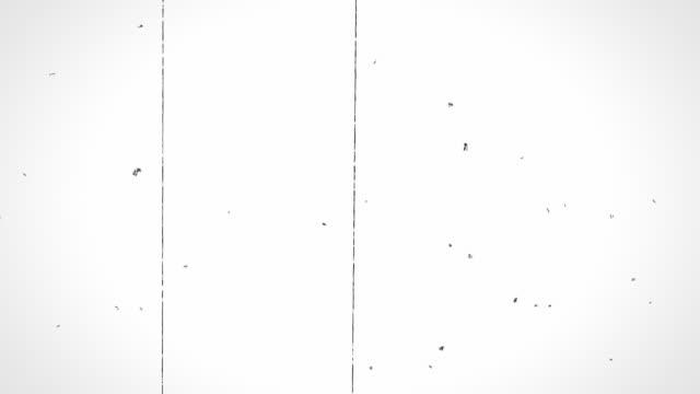 古い映画効果 - 古風点の映像素材/bロール