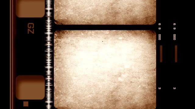 gammal film effekt - fotoram bildbanksvideor och videomaterial från bakom kulisserna