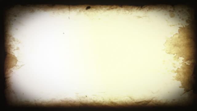 古い映画の効果フレーム - 骨董品点の映像素材/bロール