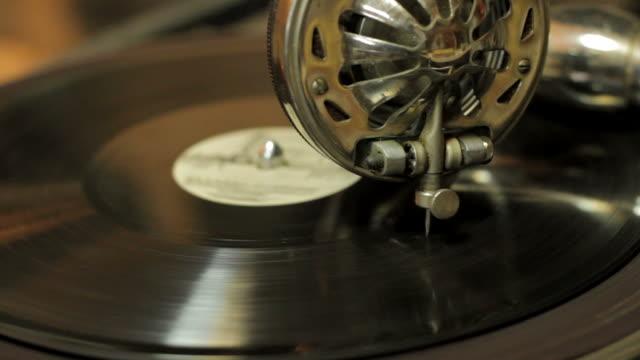 old gramophone video