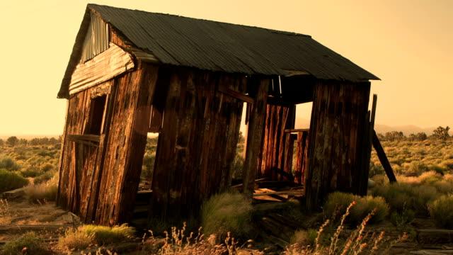 old house desert timelapse video