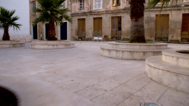 POV Old Mediterranean Town video