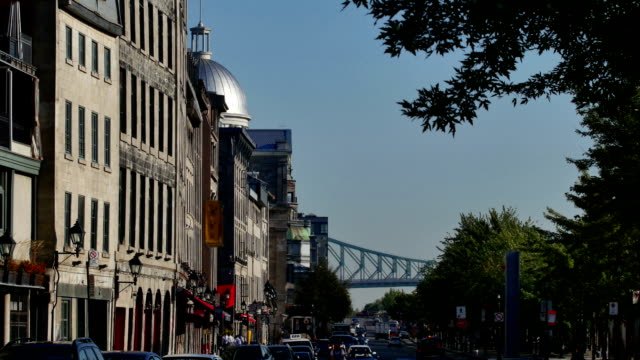 Old Montreal, Quebec video