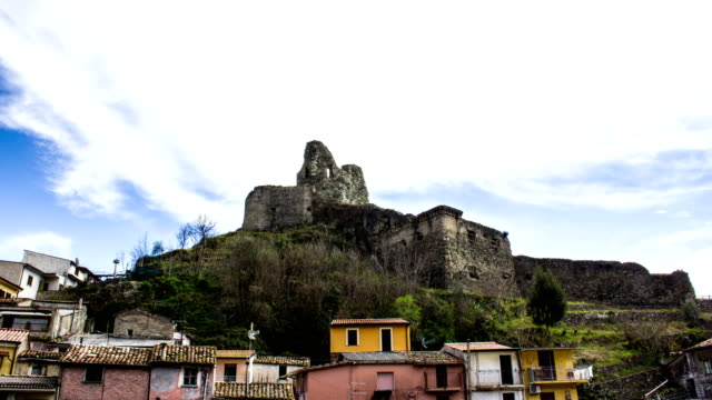 Old Norman's Castle, and Medieval City, Lamezia Terme video