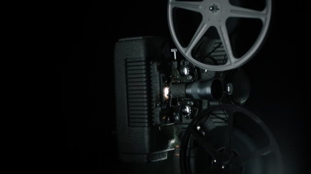 old projector dolly video