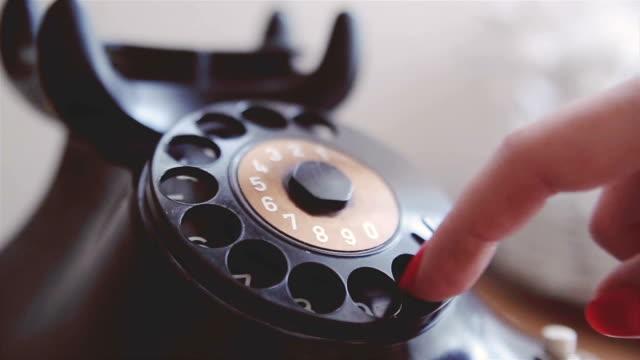 Old, rare, vintage, telephone