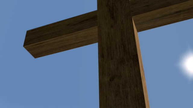 Old Rugged Cross Sunrise Clip 3 of 4 video