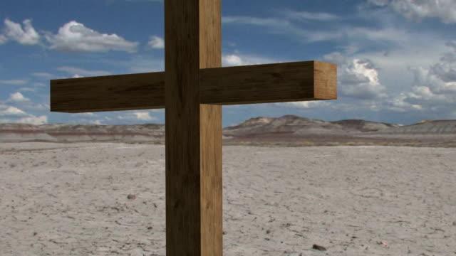vídeos y material grabado en eventos de stock de old robusto cruce sunrise clip 4 de 4 - misa