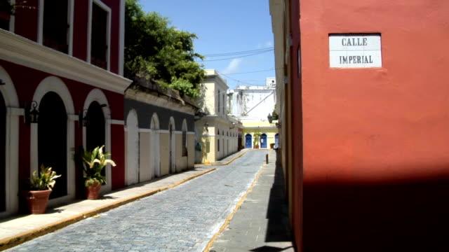 Old San Juan Street video