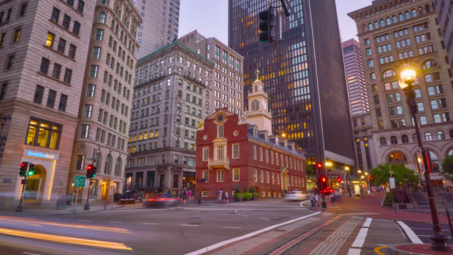 old state house. boston - american architecture stock videos & royalty-free footage
