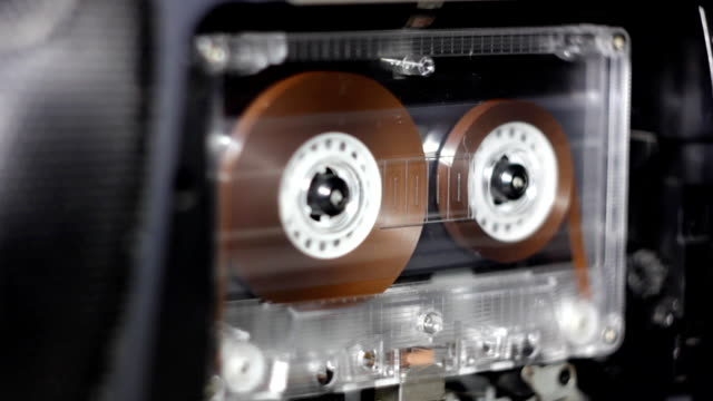 old tape recorder video