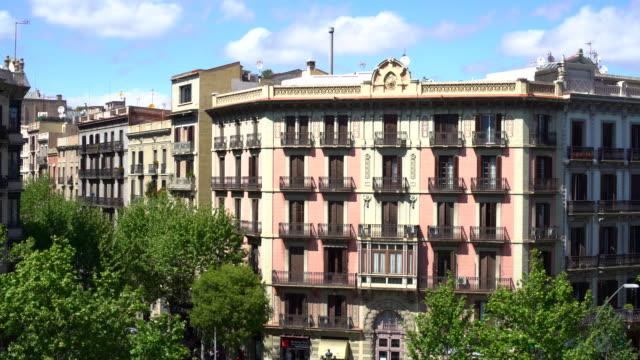 Altstadt Barcelona, Schwenken – Video