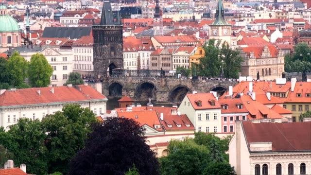 Old Town Bridge Tower - Prague, Czech Republic video