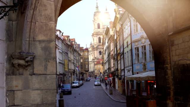 vidéos et rushes de la vieille ville de prague - prague