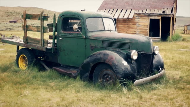 Old Truck video
