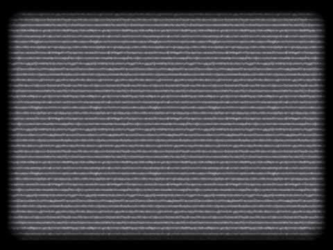 ntsc: vecchia tv luma/moltiplicare schermo filtro - {{asset.href}} video stock e b–roll